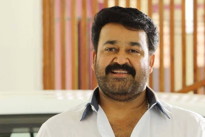 Mohanlal honored with Manorama Newsmaker Title of 2016