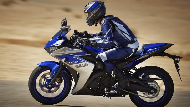 Spied: Yamaha YZF-R3 Ready for Dealer Dispatch