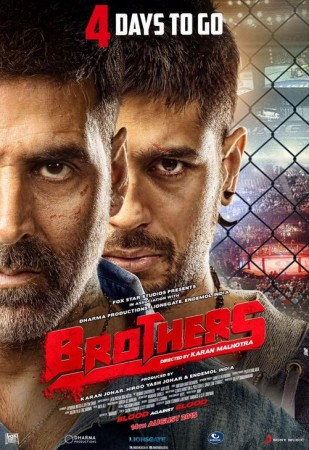 'Brothers' Second Poster Released