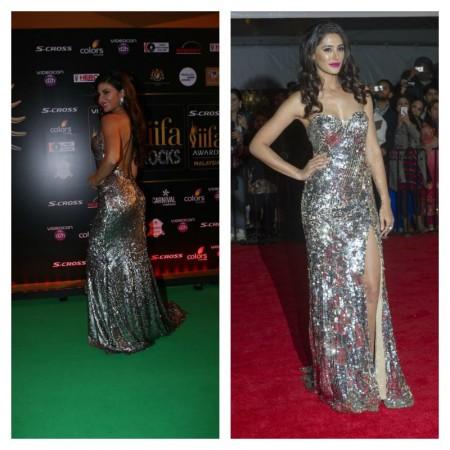 Jacqueline Fernandez Copies Nargis Fakhri's Style at IIFA?