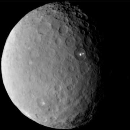 UFO Sightings, Ceres