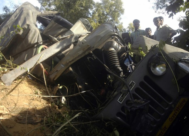 car road accident
