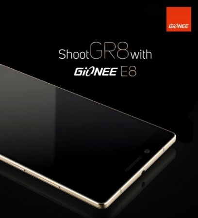 Gionee Launches Feature-rich Smartphones Elife E8, Marathon M5 in China; Price, Specifications