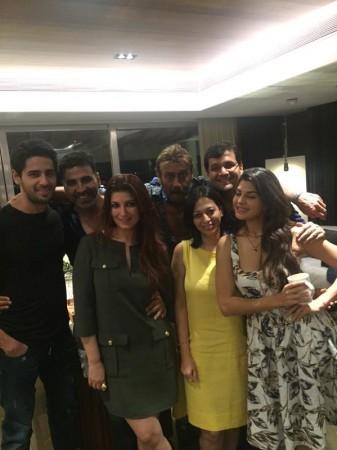 #BrothersTrailer: Karan Johar Hosts Trailer Launch Party; Sidharth Malhotra, Akshay Kumar Attend