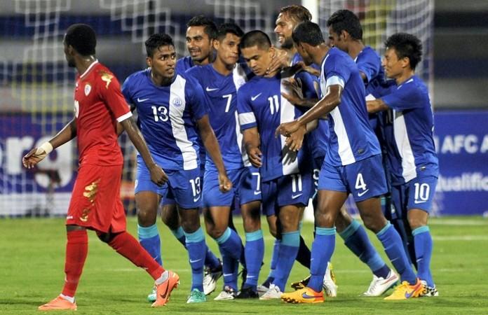 India Oman Sunil Chhetri