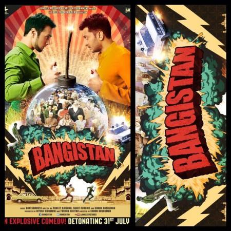 'Bangistan' Poster