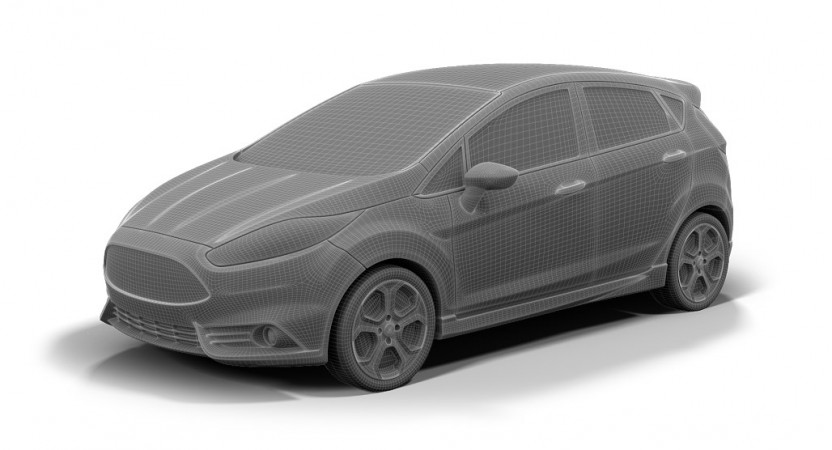 New Ford 3D Store Allows You to 3D Print Your Ford Vehicle