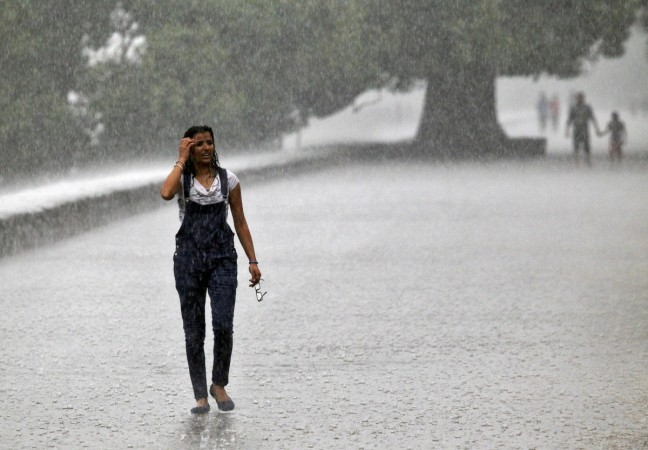 rain monsoon