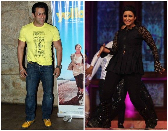 Salman Khan, Parineeti Chopra