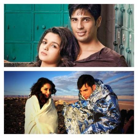 Sidharth –Alia Or Varun –Shraddha – Which Couple Looks Cute On-screen?