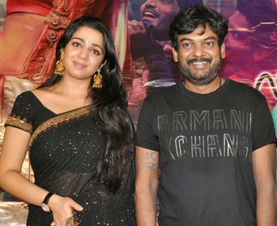Charmme Kaur and Puri Jagannath