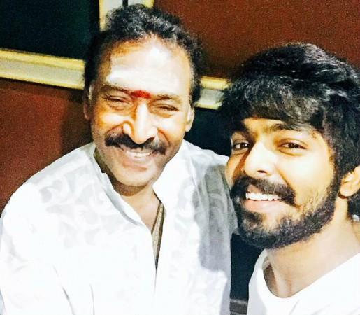 Deva with GV Prakash