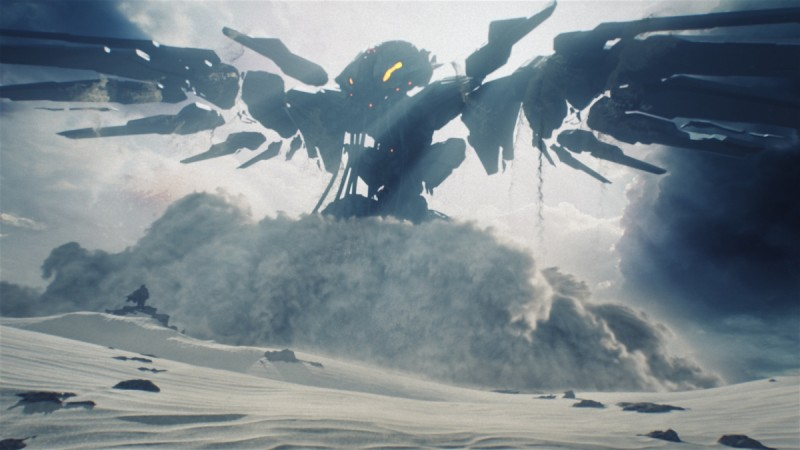 Halo 5: Guardians was present at E3 2015