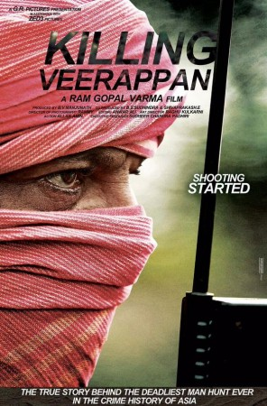 Shivarajkumar in Killing Veerappan