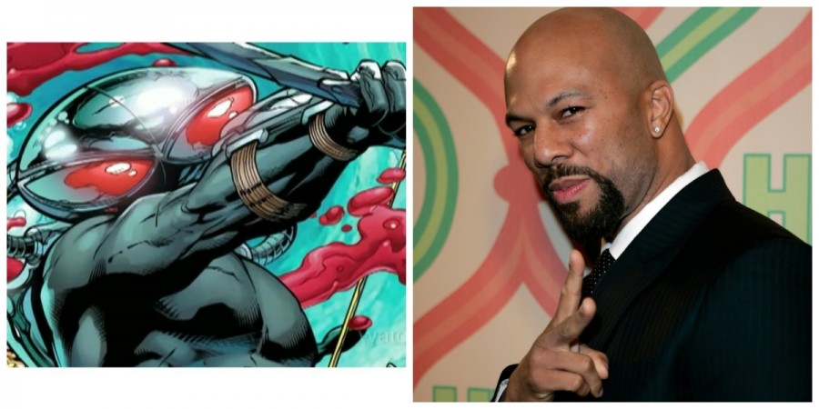 Common to play Black Manta in 'Suicide Squad'