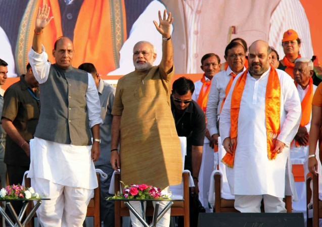 Narendra Modi-Amit Shah