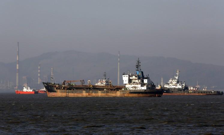 merchant vessel