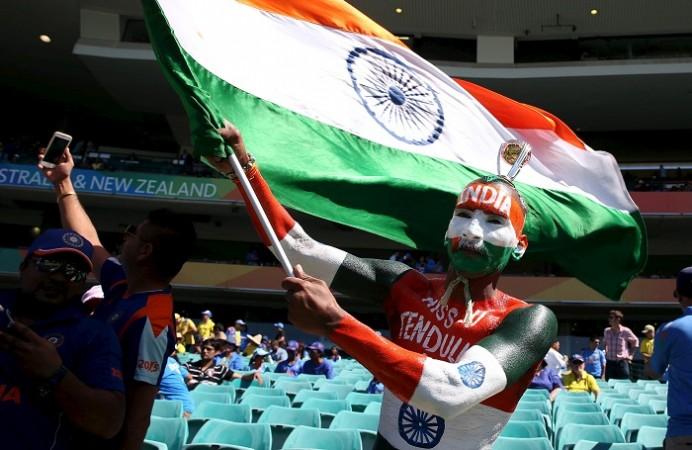 Sudhir Gautam India Sachin Tendulkar Fan