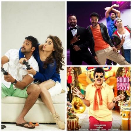 'Romeo Juliet' beats 'ABCD 2, 'Eli' in Chennai
