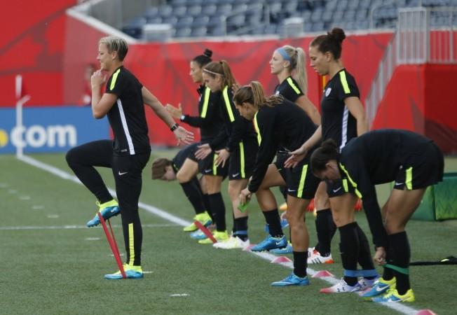 USA women's football team