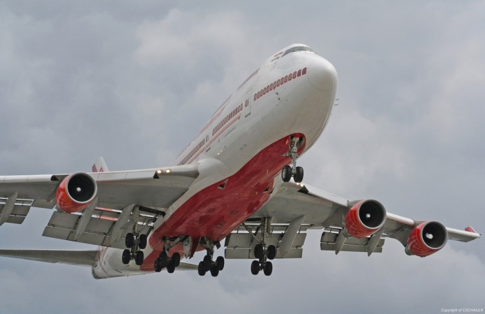 Boeing 747s finally find buyers on Taobao