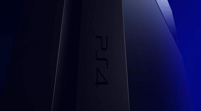 Sony PS4 1 TB Model