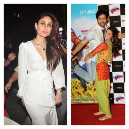 Varun Dhawan and Alia Bhatt are 'the Dark Horses of Bollywood', Says Kareena Kapoor Khan