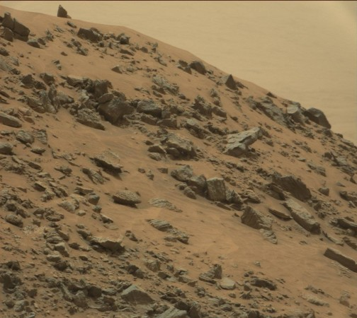 Photo of Mars taken by NASA's Curiosity Rover