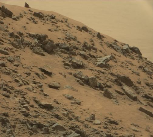 Photo of Mars taken by NASA's Curiosity Rover