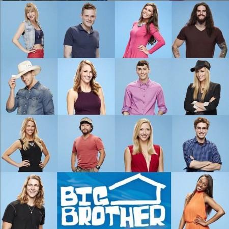 Big Brother season 17 cast