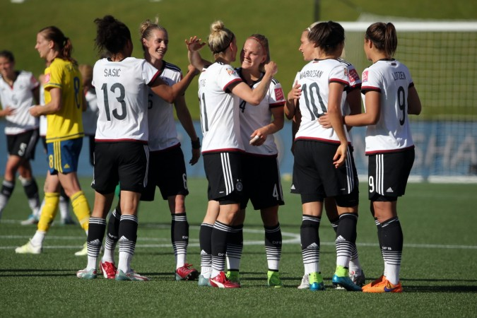 Germany Women football team