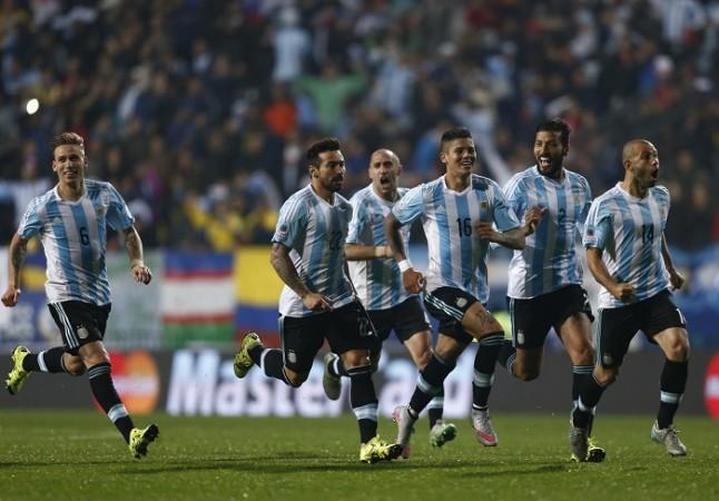 Argentina Copa America 2015 Colombia