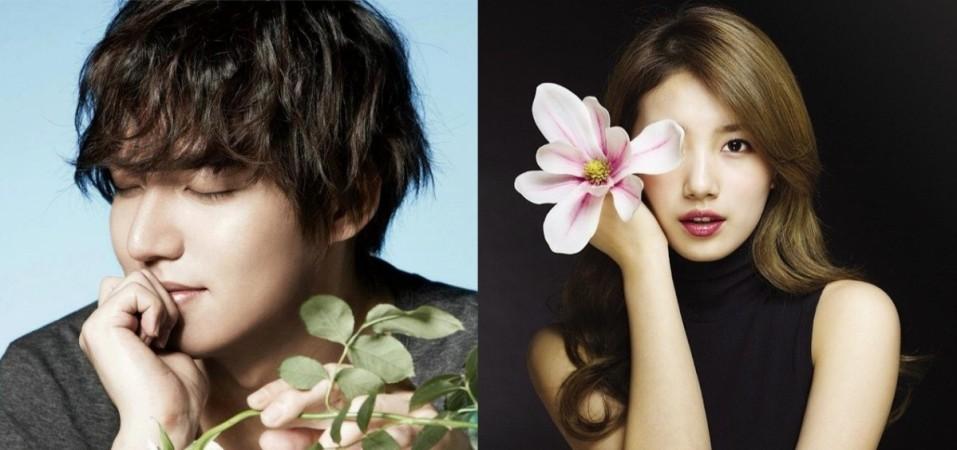 Lee Min Ho Suzy Bae