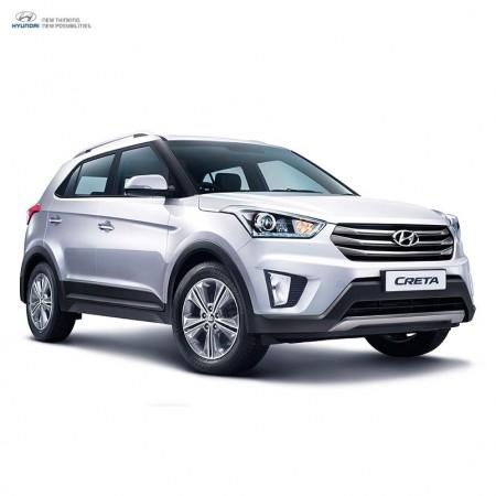 Hyundai Creta SUV Unveiled