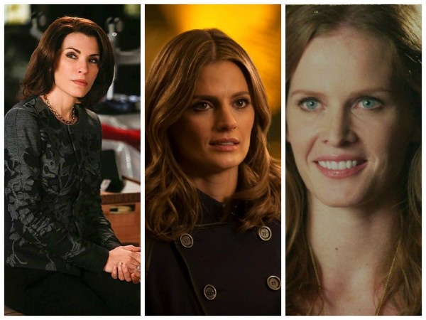 Once Upon a Time Good wife Castle