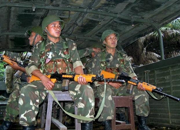 Meghalaya 2 Terrorists killed