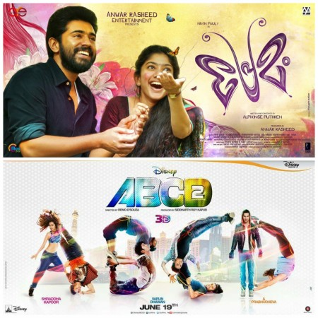 Premam Beats 'ABCD2' in second weekend box office collection in UK