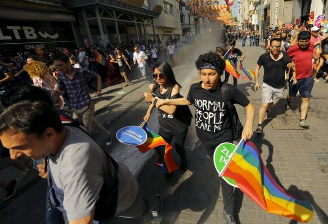 turkey gay pride