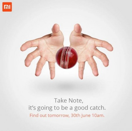 Xiaomi India to Announce Something 'Note-worthy' on 30 June; Might Drop Redmi Note 4G Price Ahead of Successor's Launch