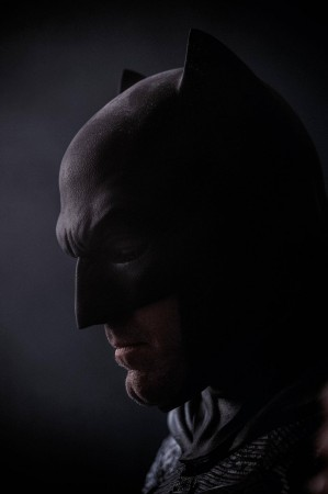 Ben Affleck as Batman