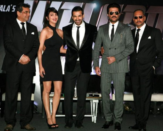 'Welcome Back': Shruti Haasan, John Abraham, Anil Kapoor Starrer Film's Release Date Revealed