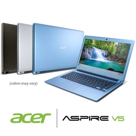 Acer Launches Aspire E5, Aspire V Nitro and Aspire V3 Series of laptops in India