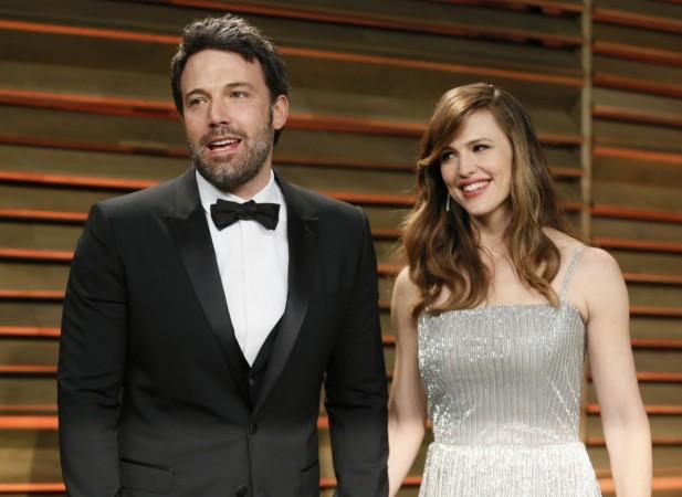 Ben Affleck Jennifer Garner Divorce
