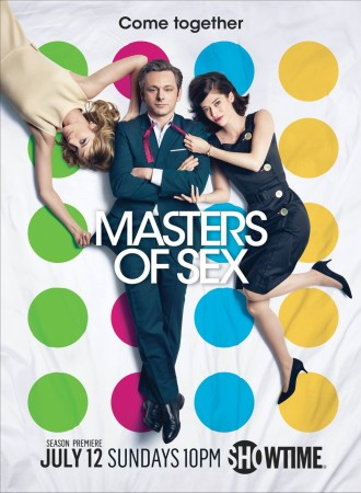 Masters of Sex will premiere on 12 July