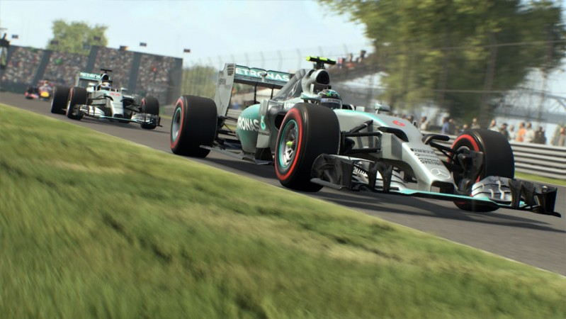 F1 2015 PS4 Edition