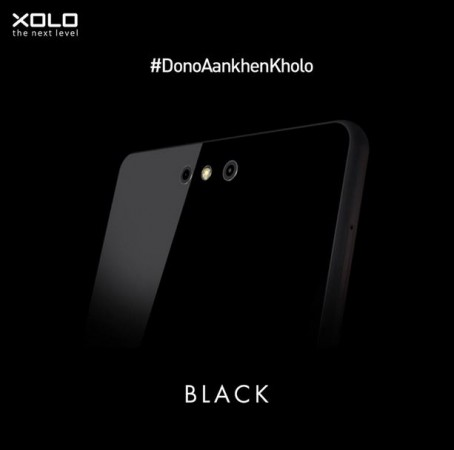 Xolo Black with Dual-Camera Launched in India
