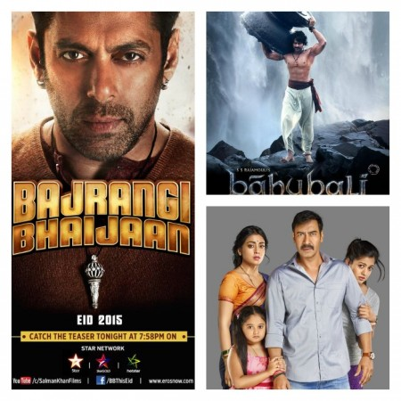'Bajrangi Bhaijaan', 'Baahubali' Or 'Drishyam' –Which Will Steal The Show This July?