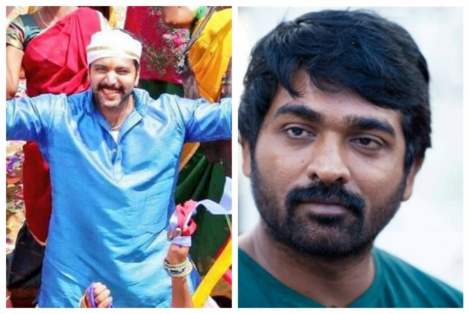 Jayam Ravi, Vijay Sethupathi in Prabhudeva movie