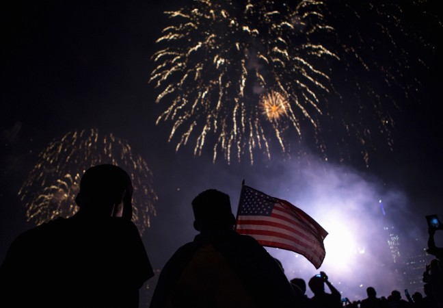Who is hosting July Fourth events in the Sacramento area?