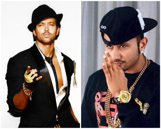 Hrithik Roshan, Yo Yo Honey Singh